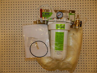 Selecto IC-600 Water Filtration System Fountain Ice Soda