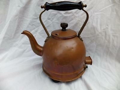 Vintage Electric Copper Kettle