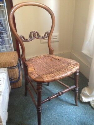 Gillows of Lancaster chair original authentic stamped Antique Regency