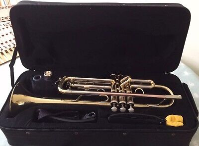 Elkhart 100 Series Trumpet - ideal Christmas present!