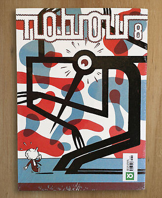 NOBROW 8: Hysteria (NEW, SEALED First Edition)