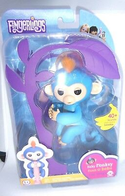 Fingerlings Toy Boris New in Package WowWee Interactive