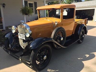 1931 Ford Model A  1931 Ford Model A Pick Up Truck