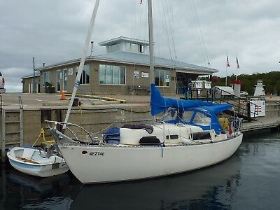 "Sailboat Grampian 26 (1973) ""Johanna"""