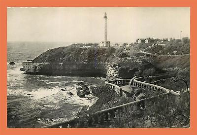 a538 / 327 64 - BIARRITZ Pointe St martin et le Phare