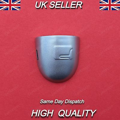 Renault Megane 2 Laguna 2  Key Lock Cover In Grey Front - Rear Left / S5240