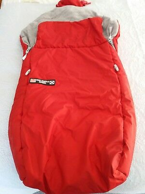 Footmuff Red Castle Sport Cosytoes