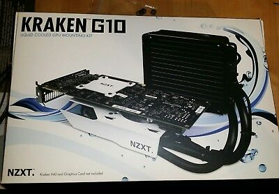 NZXT Kraken G10 Liquid GPU Water Cooling Bracket for graphics cards