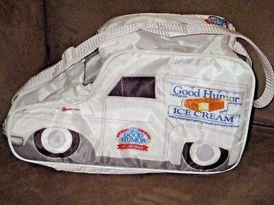 Good Humor 90th Anniversary Insulated Cold Bag Shoulder Strap Ice Cream Truck