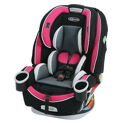 Graco 4ever All-in-One Convertible BABY Car Seat, Azalea