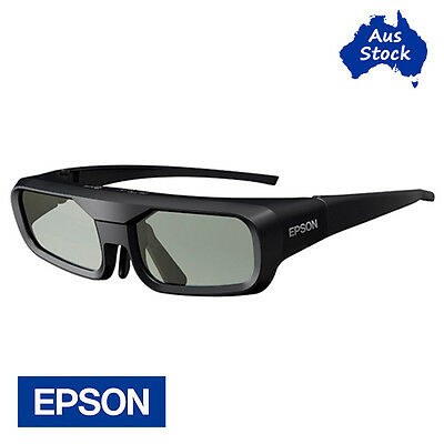 Epson ELPGS03 3D Glasses Original Genuine TW5300 TW6600 TW6700 TW8200 TW8300