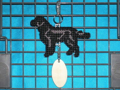 Flat-Coated Retriever #2 dog crate tag or hang anywhere pet sign, Flat Coated