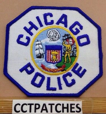Chicago, Illinois Police Shoulder Patch Il