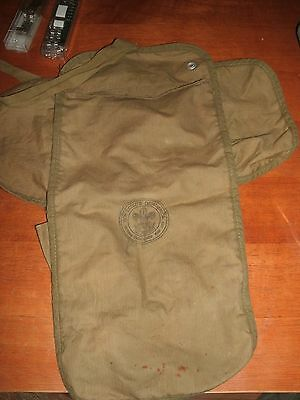 Vintage Boy Scout Ditty bag