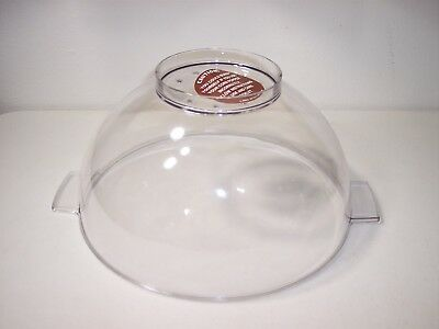 WEST BEND BUTTER MATIC II CORN POPCORN POPPER 82224 replacement clear cover