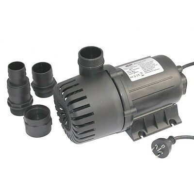 Resun Sea-Lion 15000L/hr 240V Pond Water Pump  PG-15000 - 10m cable