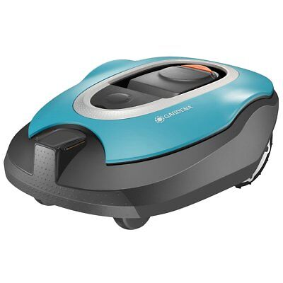 Gardena Robotic Lawnmower Grass Cutter 1000 m² Gardening Tool SILENO 4052-26