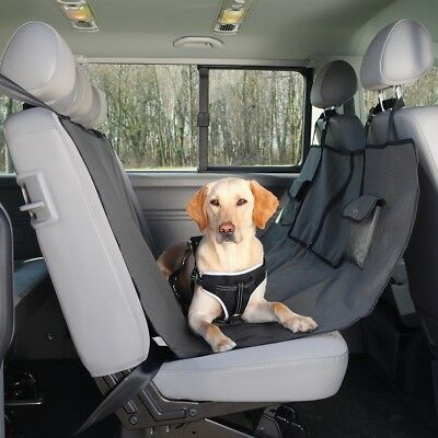 TRIXIE Car Vehicle Dog Pet Cat Protector Seat Cover 145x140 cm 2 Pockets 13233