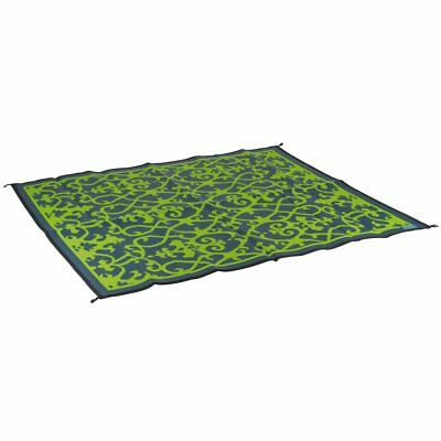 Bo-Leisure Outdoor Rug Camping Blanket Chill mat Picnic 2x1.8 m Green 4271012