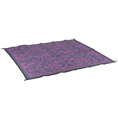 Bo-Leisure Outdoor Rug Camping Blanket Chill mat Picnic 2x1.8 m Pink 4271013