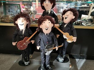 The Beatles Forever Dolls By Applause 1987