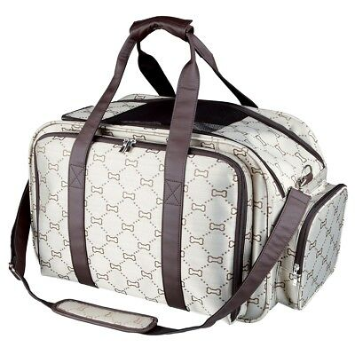 TRIXIE Folding Portable Small Pet Dog Cat Puppy Carrier Travel Bag Maxima 28903