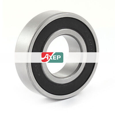 6205RS Deep Groove Double Rubber Sealed Motor Bearing 25mm x 52mm x 15mm F9U1