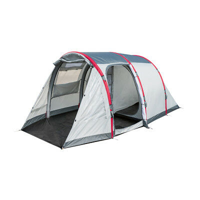 Pavillo Tent Camping Activity Shelter Sierra Ridge Air 4-Person Silver 68077