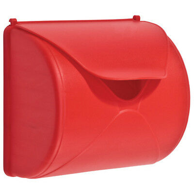 AXI Playhouse Mailbox Kids Children Game Pretend Role Play Red A505.010.01