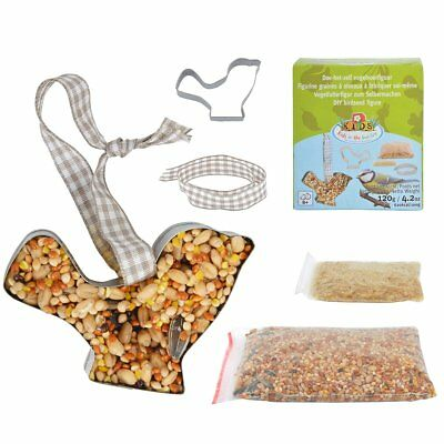 Esschert Design DIY Birdseed Nutritious Food Feed Garden Ornament Bird KG164