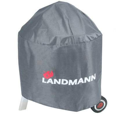 Landmann BBQ Barbecue Cover Protector Waterproof Premium Round 70x90 cm 15704