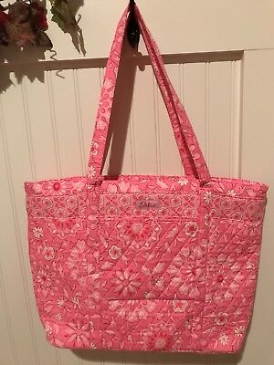 HORIZON OF HOPE Carry Me Away Purse Tote Pink Passion Longaberger Sisters