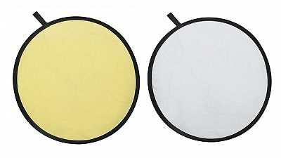 "80 Cm 32"" 2In1 Photography Light Reflector Collapsible"