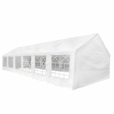 New Tent Top and Side Panels for 12 x 6 m Party Tent 100% Polyethylene Durable
