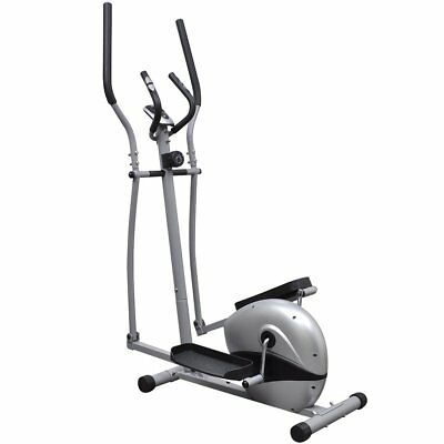 Elliptical Trainer 3 kg Magnetic Flywheel Pulse Fitness Home Workout Machine