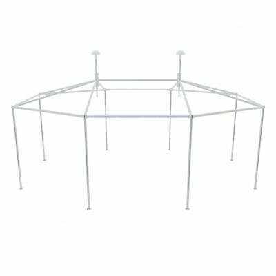New Outdoor Wedding Party Tent Poles Tent Frame Only Assemble Accessory Set