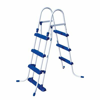 Bestway 3-Step Above-ground Swimming Pool Safety Ladder Non-slip 107 cm 58330