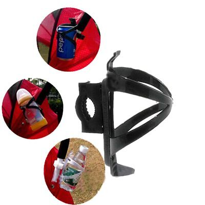 Milk Bottle Cup Holder Baby Stroller Pram Pushchair Bicycle Organizer Black