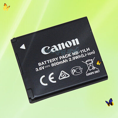 Genuine Original Canon NB-11LH Battery PowerShot SX420 SX410 iS IXUS 285 275 190
