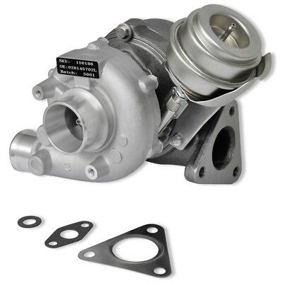High Quality Turbo Charger Compressor Fit for Audi / Volkswagen / Skoda