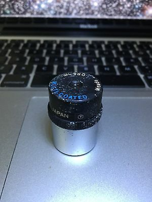 "Vintage Meade .965"" 6mm Ortho Telescope Eyepiece"