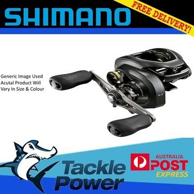 Shimano Curado K Low Profile Baitcast Reels ALL SIZES! Band New! 10yr Warranty!