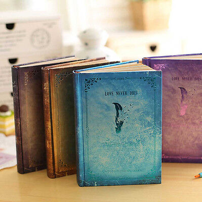 5Style Vintage Vampire Notebook Diary Journal Schedule Planner Notepad Memo Gift