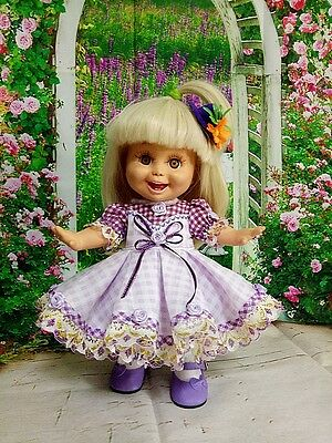Exclusive. Heidi OOAK doll Baby Face