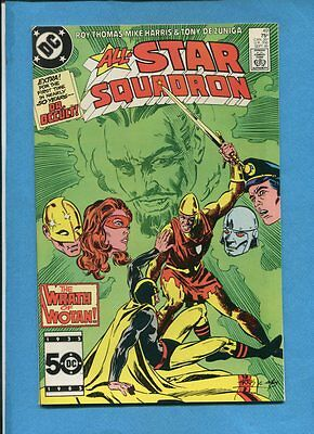 All-Star Squadron #49 JSA Shining Knight DC Comics September 1985