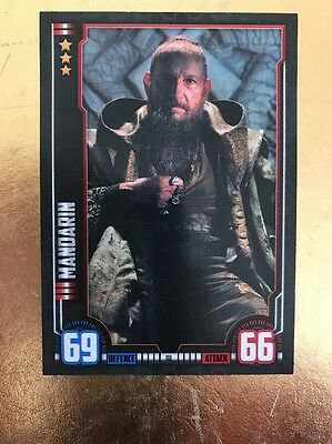 Hero Attax 2016-Marvel Cinematic Universe #111 Manderin