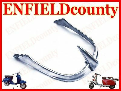 Front Mudguard Crash Bar Bumper Alloy Polished Vespa @aus