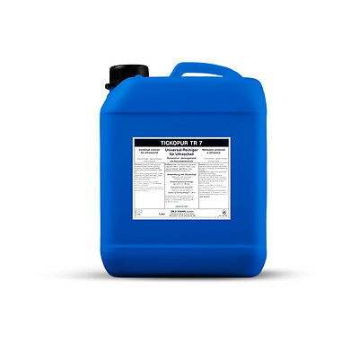 tickopur TR 7 universal-reiniger for Ultrasound 5,0 ltr. Cleaning Concentrate