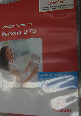 Reckon Accounts Personal 2013 (Windows)