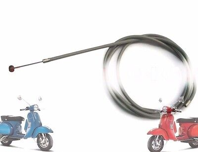 Vespa Px Lml Front Brake Cable Star Stella Scooters @aus